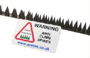 Anti climb spikes Acetek Arrow heads